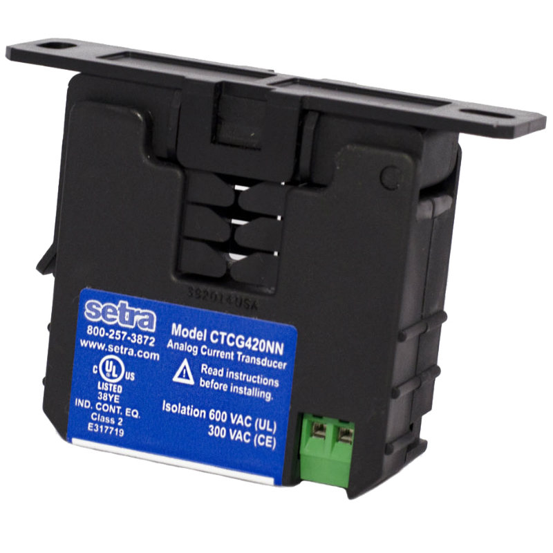 Model CTC Split Core Current Transducer