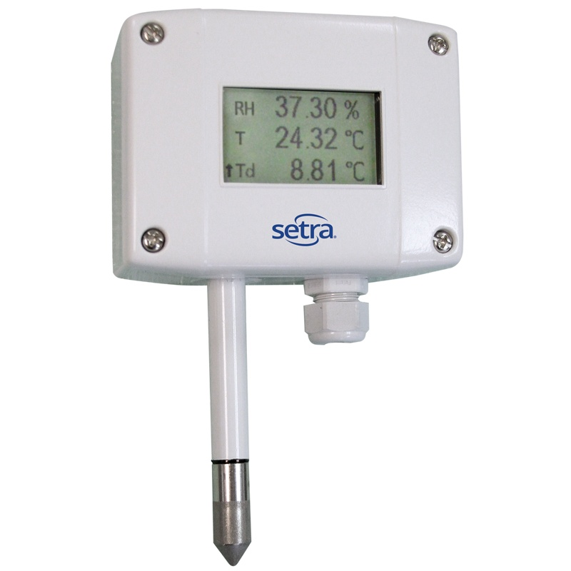 Model SRH300 Humidity and Temperature Transmitter