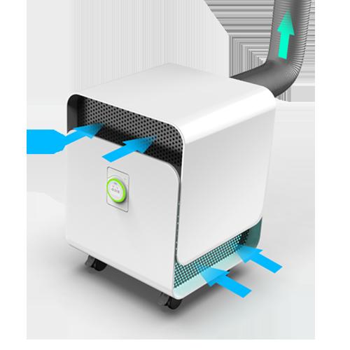 AIIR Watch Portable Negative Pressure Machine