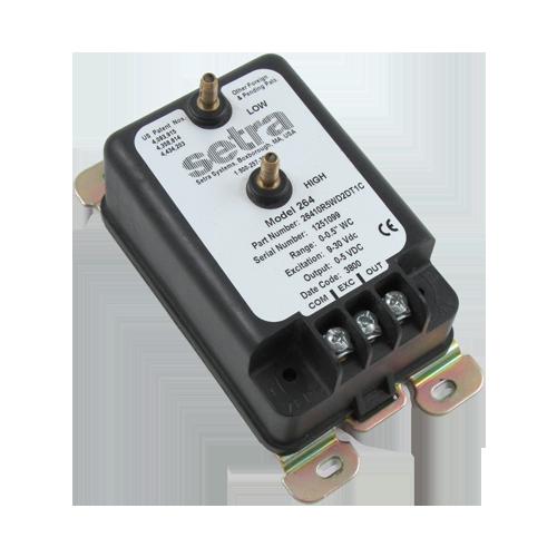 setra-model-264-pressure-transducer