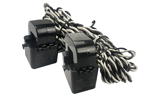 Setra's Split-Core CT UL 2808 Certified Current Transformers